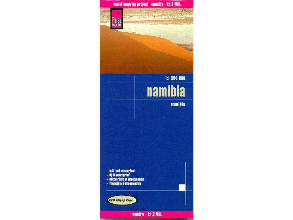 Namibie /mapa RKH 1:2M