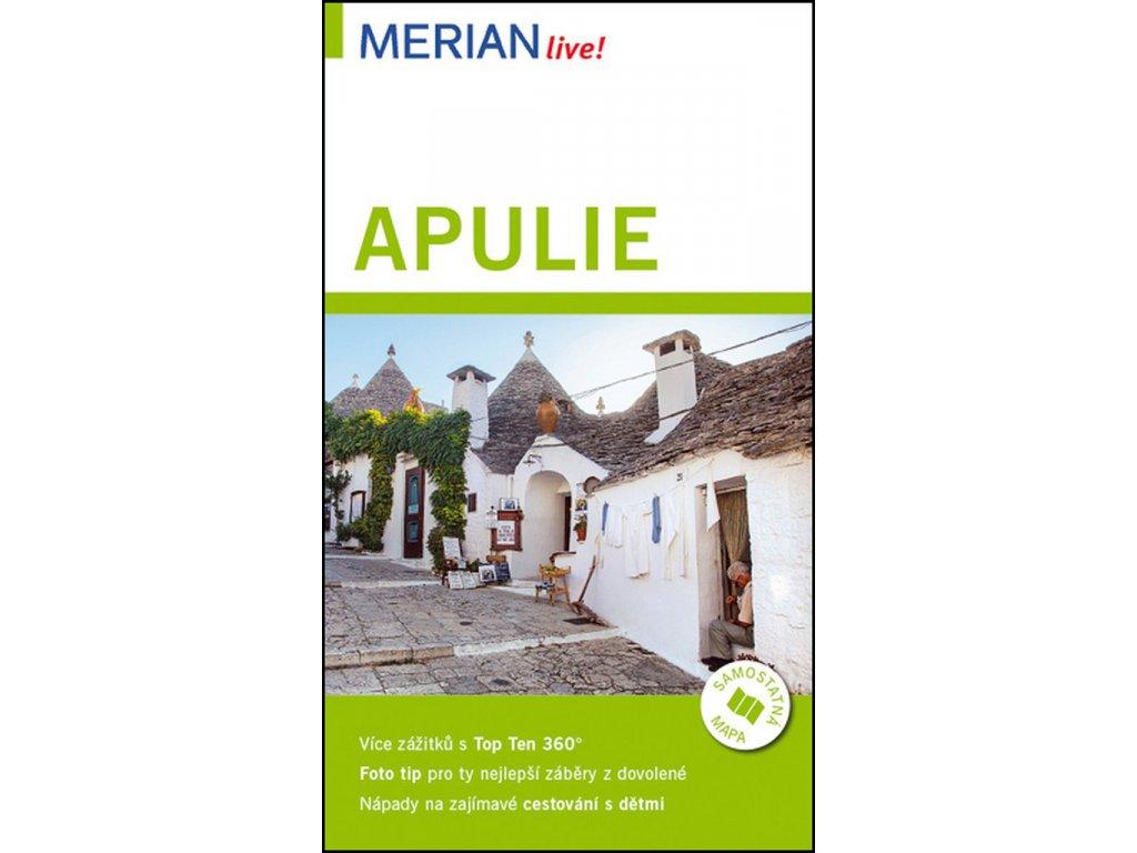 Apulie / průvodce Merian
