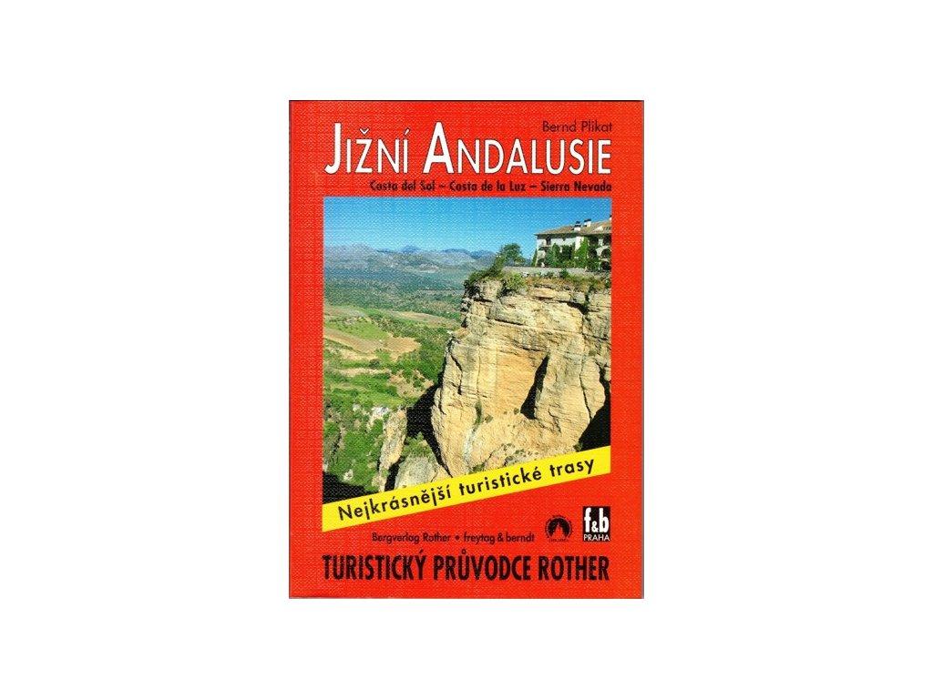 Jižní Andalusie - KLETR průvodce