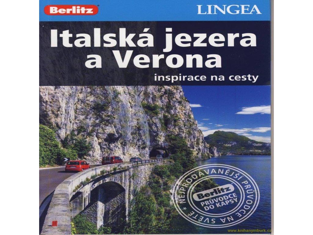 Italská jezera,Verona/průvodce BERLITZ