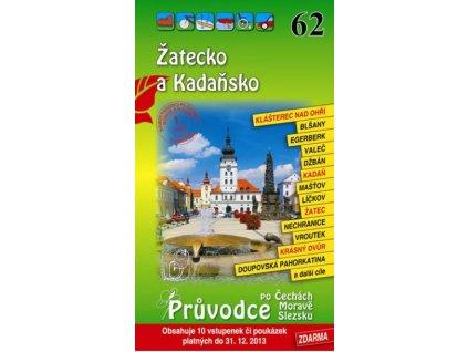Žatecko,Kadaňsko/průvodce SD č..62