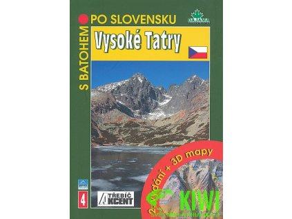 Vysoké Tatry/prův.DAJAMA s batohom po SR