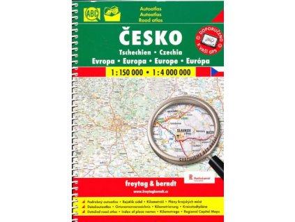 Česko/atlas-sešit 1:500t SC