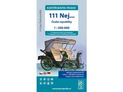 111 Nej...ČR /mapa 1:500t KP