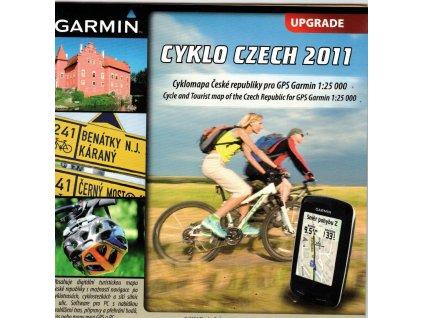 Cyklo Czech 2011 upgrade