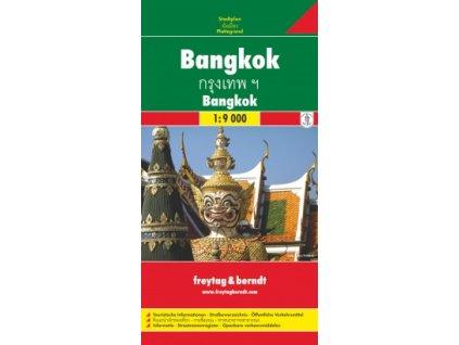 Bangkok, mapa FB 1:9T