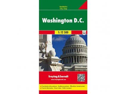 Washington D.C.  plán, mapa  FB  1:12 500