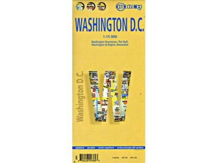 Washington DC Easter Corridor ITM 1:12.5  1:100tis.