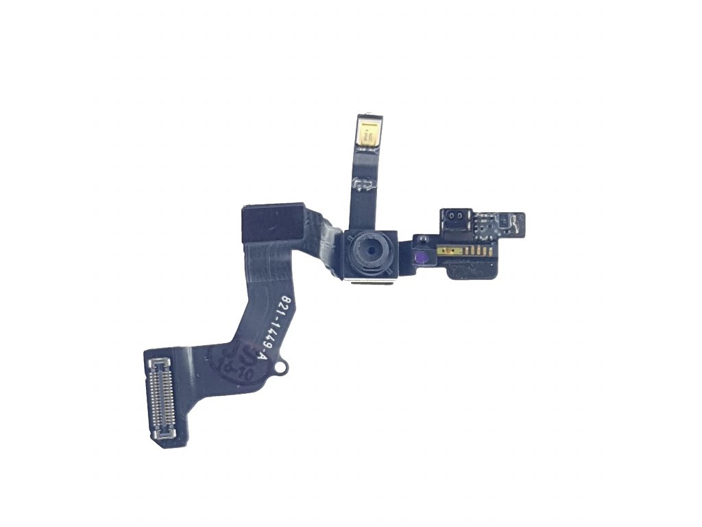 Přední kamera iPhone 5