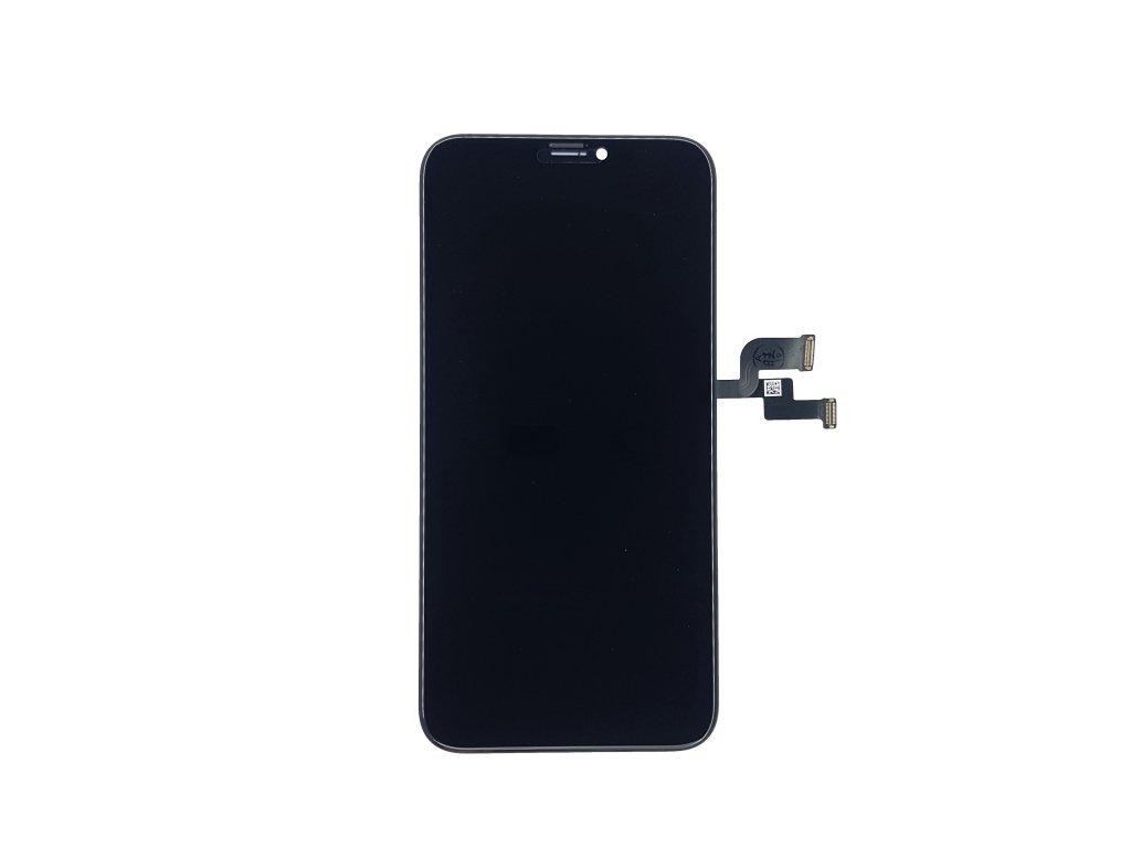 LCD panel + dotykové sklo (touch screen digitizér) pro  Iphone X OEM