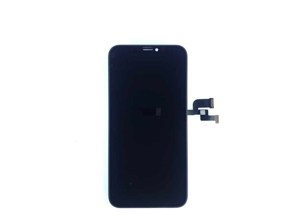 LCD panel + dotykové sklo (touch screen digitizér) pro  Iphone X SOFT OLED
