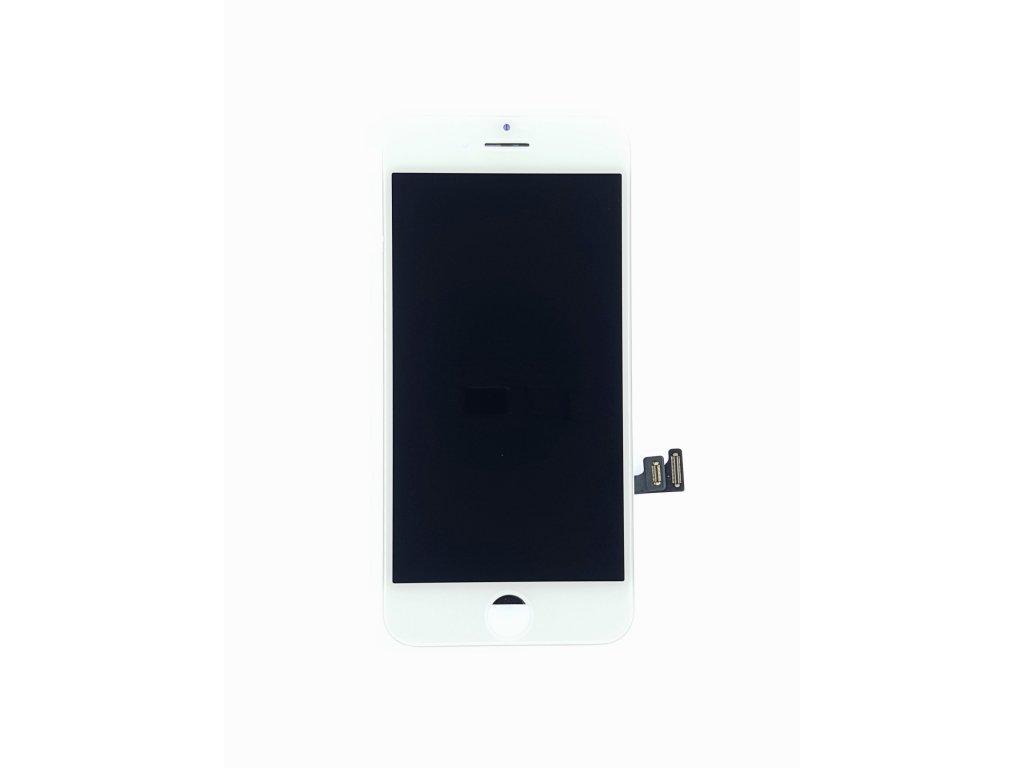 LCD panel + dotykové sklo (touch screen digitizér) pro  Iphone 8 Plus FOG bílý