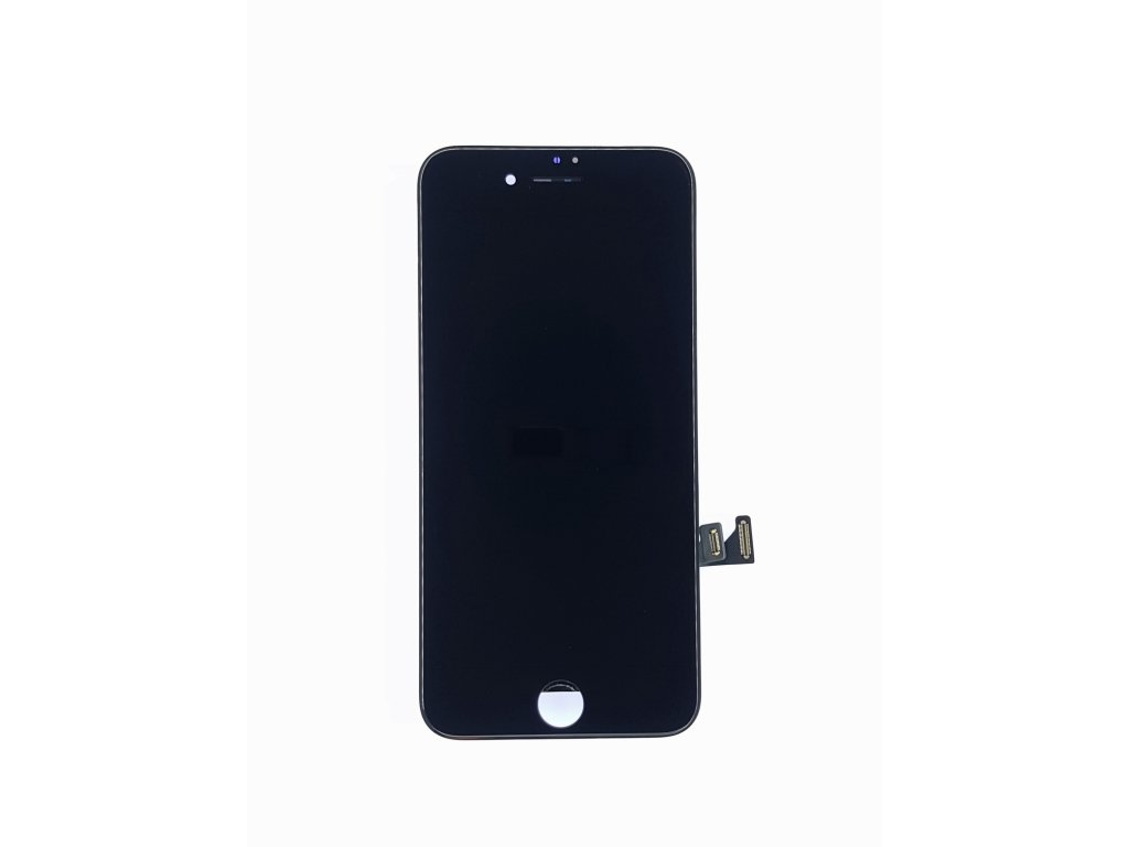 LCD panel + dotykové sklo (touch screen digitizér) pro  Iphone7  černý  Copy