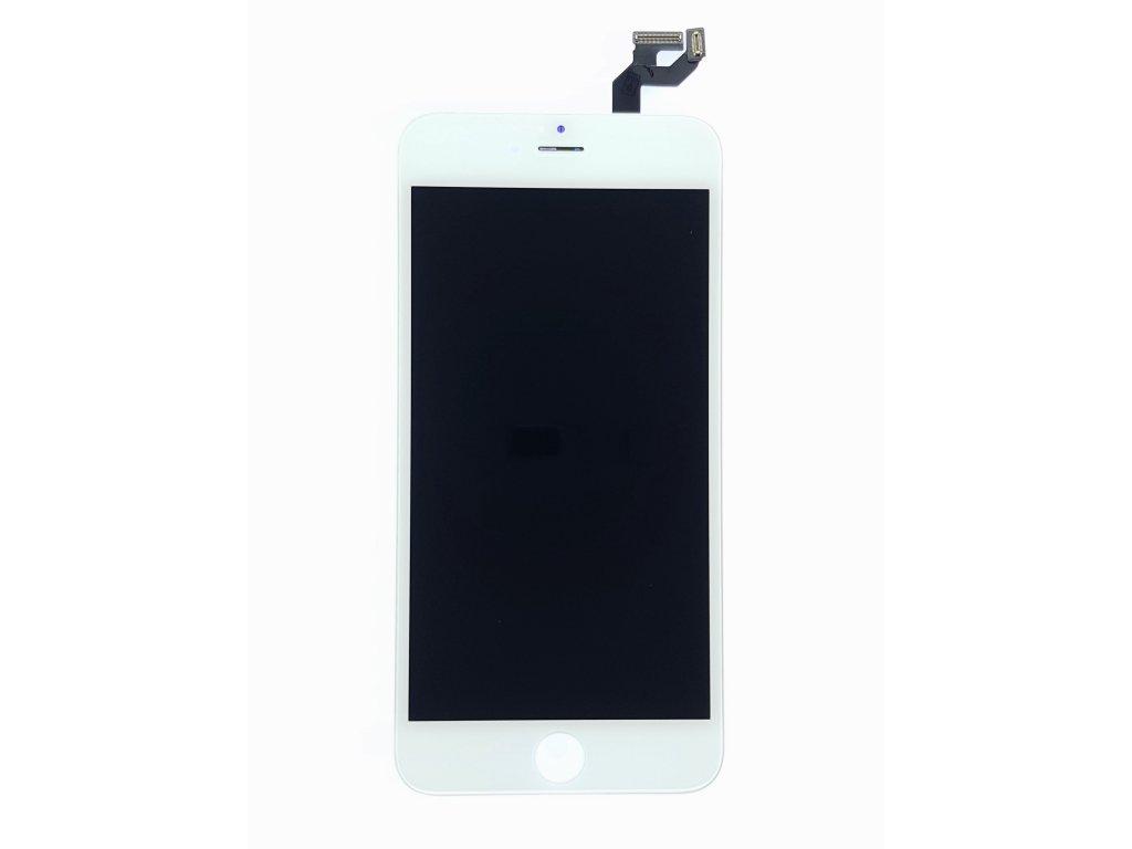 LCD panel + dotykové sklo (touch screen digitizér) pro  Iphone 6s Plus OEM bílý