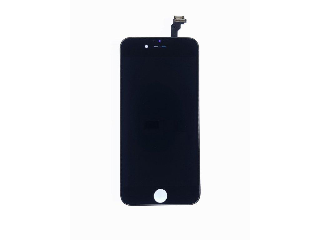 LCD panel + dotykové sklo (touch screen digitizér) pro  Iphone 6 FOG černý