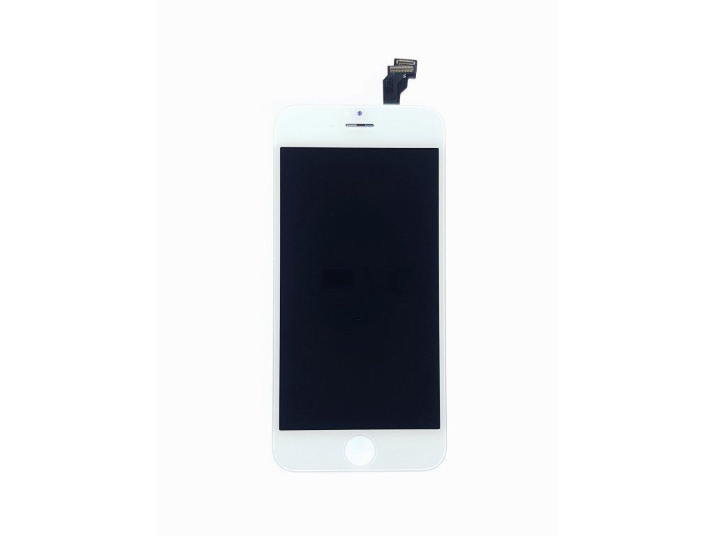 LCD panel + dotykové sklo (touch screen digitizér) pro  Iphone 6 OEM Bílý