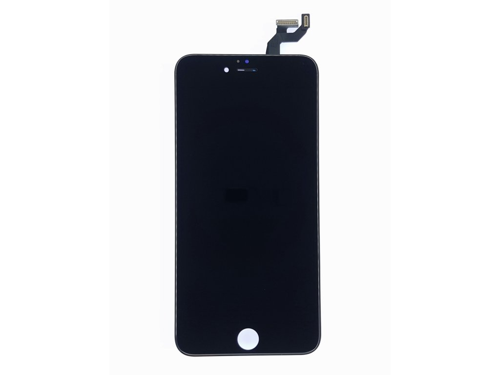 LCD panel + dotykové sklo (touch screen digitizér) pro  Iphone 6s Plus OEM černý