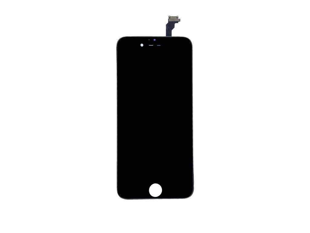 LCD panel + dotykové sklo (touch screen digitizér) pro  Iphone 6 OEM černý