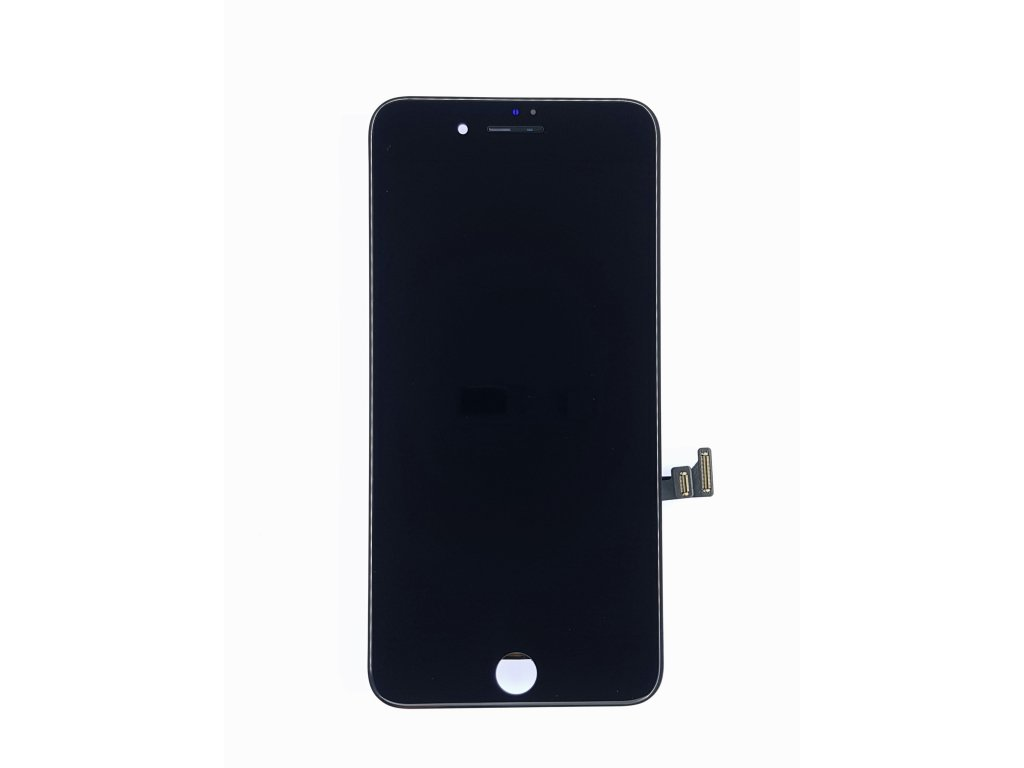 LCD panel + dotykové sklo (touch screen digitizér) pro  Iphone 8 Plus FOG  černý