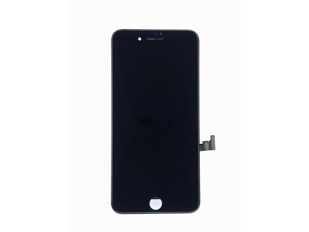 LCD panel + dotykové sklo (touch screen digitizér) pro  Iphone 7 Plus  černý Copy