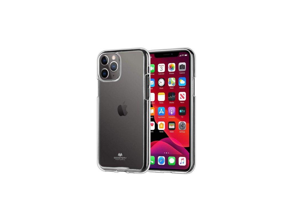 Pouzdro / kryt pro Apple iPhone 11 PRO MAX - Mercury, Jelly Transparent