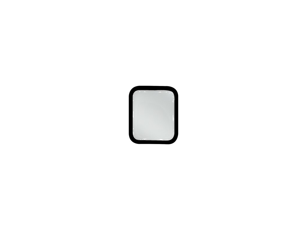 Apple Watch 44mm 3D ochranné sklo/folie