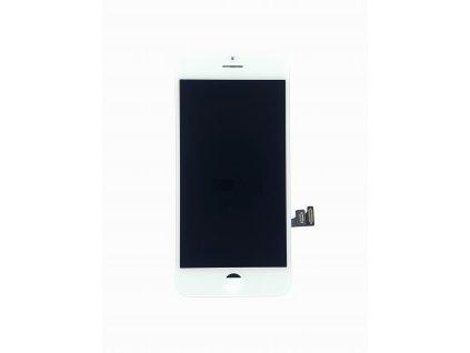 LCD panel + dotykové sklo (touch screen digitizér) pro  Iphone 8, SE 2020 Copy bílý