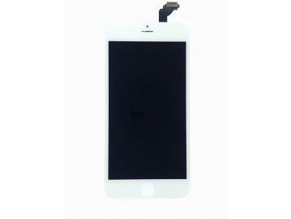 LCD panel + dotykové sklo (touch screen digitizér) pro  Iphone6 Plus Copy bílý