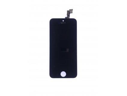 LCD panel + dotykové sklo (touch screen digitizér) pro  Iphone 5 Copy černý