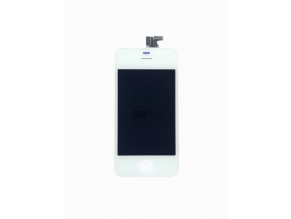 LCD panel + dotykové sklo (touch screen digitizér) pro  Iphone 5 Copy bílý