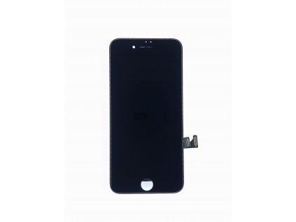 LCD panel + dotykové sklo (touch screen digitizér) pro  Iphone  8, SE 2020  Copy černý