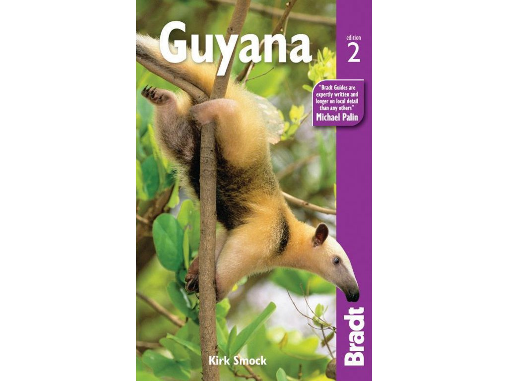 Guyana 2nd edition 2011 Bradt