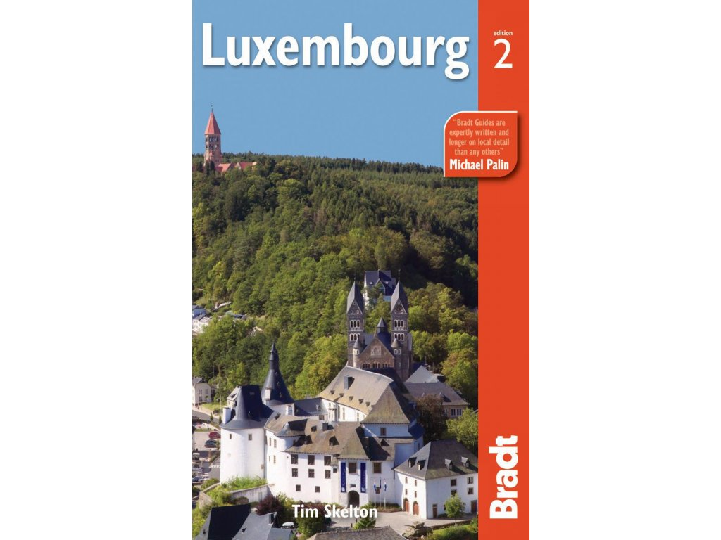 Luxembourg 2nd edition 2012 Bradt