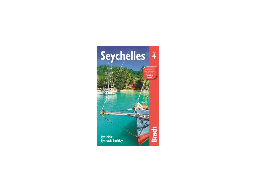 Seychelles 4th edition 2012 Bradt