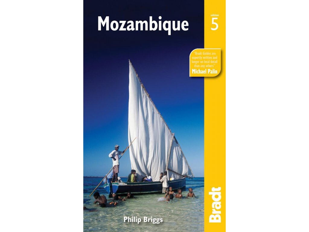 Mozambique 5th edition 2011 Bradt