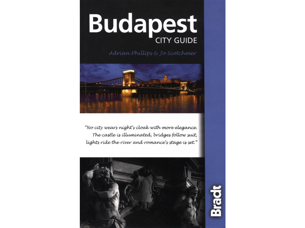 Budapest 2nd edition 2009 Bradt