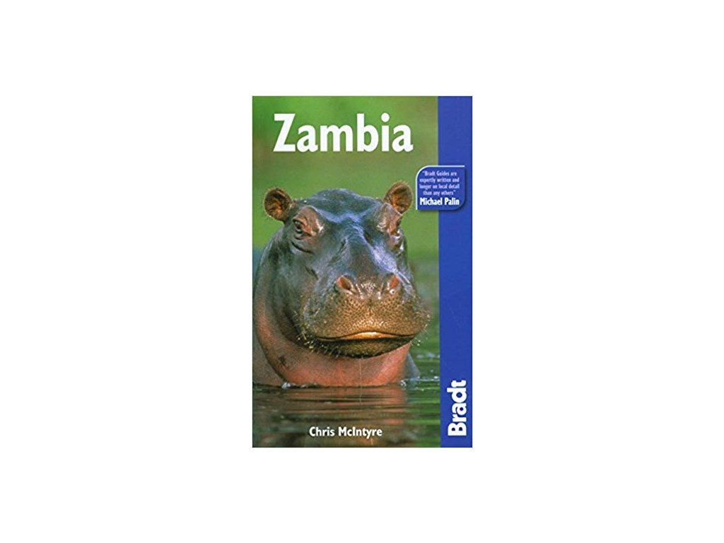 Zambia 4th edition 2008 Bradt