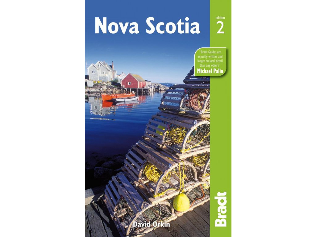 Nova Scotia 2nd edition 2013 Bradt