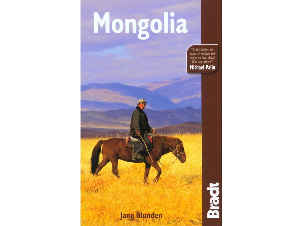 Mongolia 2nd edition 2008 Bradt