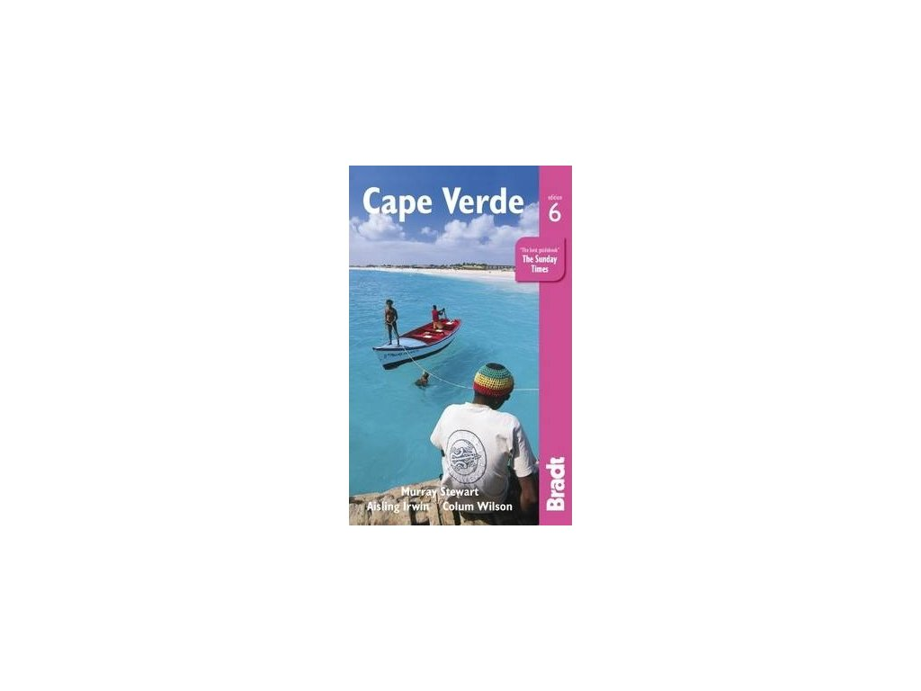 Cape Verde 6th edition 2014 Bradt