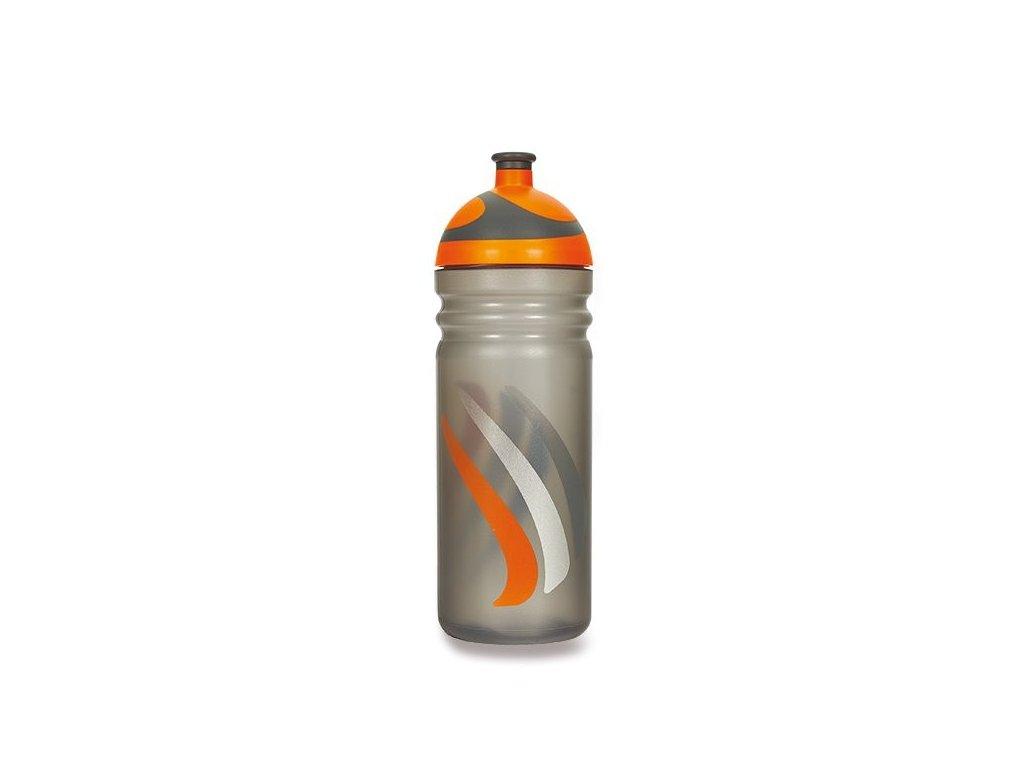 Zdravá lahev BIKE 2K19 oranžová 0,7l