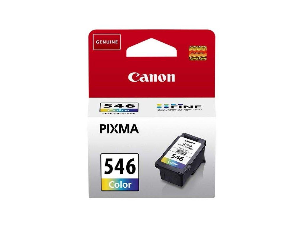Canon originální ink CL-546, colour, 180str., 8ml, 8289B001, Canon Pixma MG2250,2450,2550