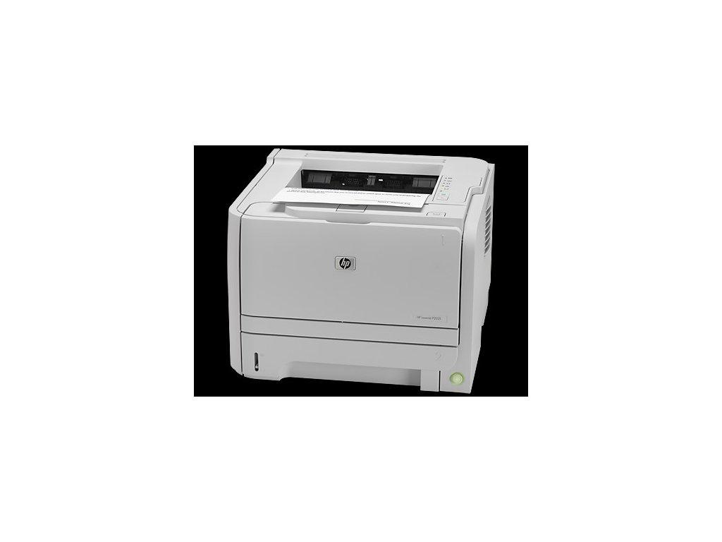 HP LaserJet P2035 (A4, 30 ppm, USB 2.0, paralelní), použitá