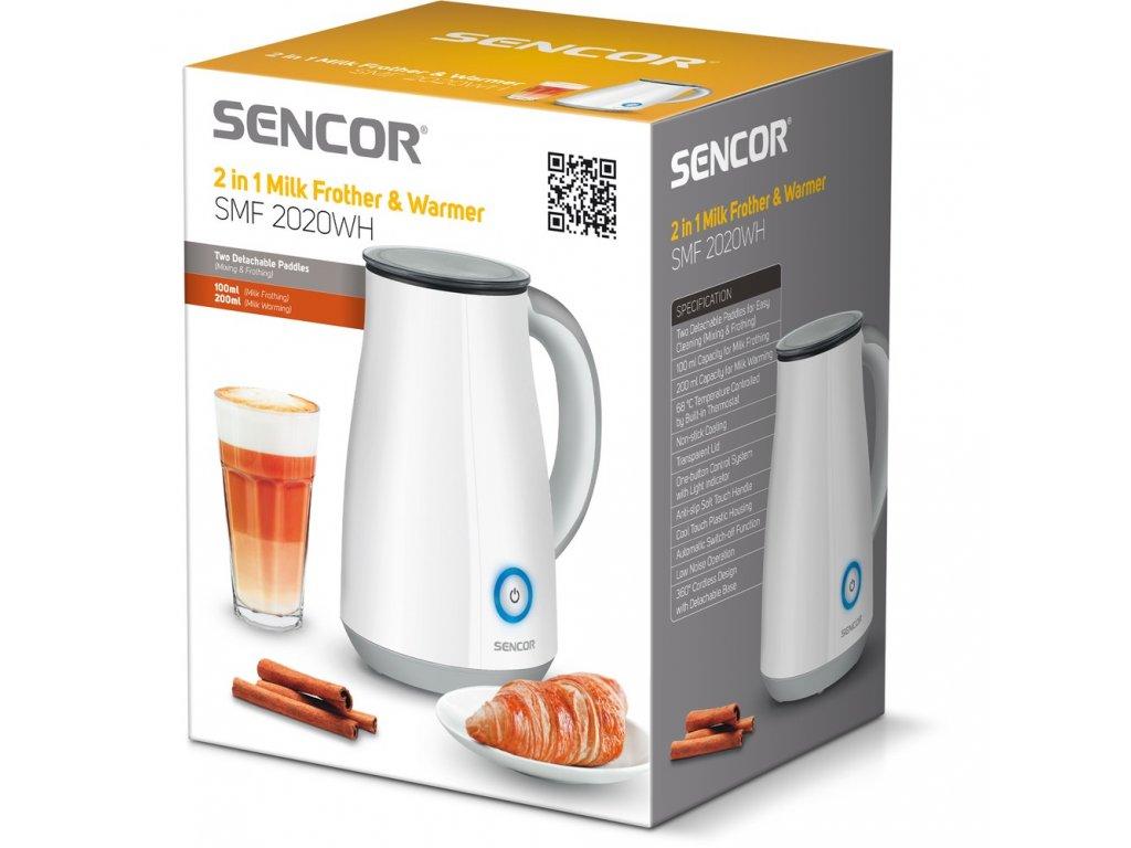 SENCOR SMF 2020 Napěňovač a ohřívač mléka