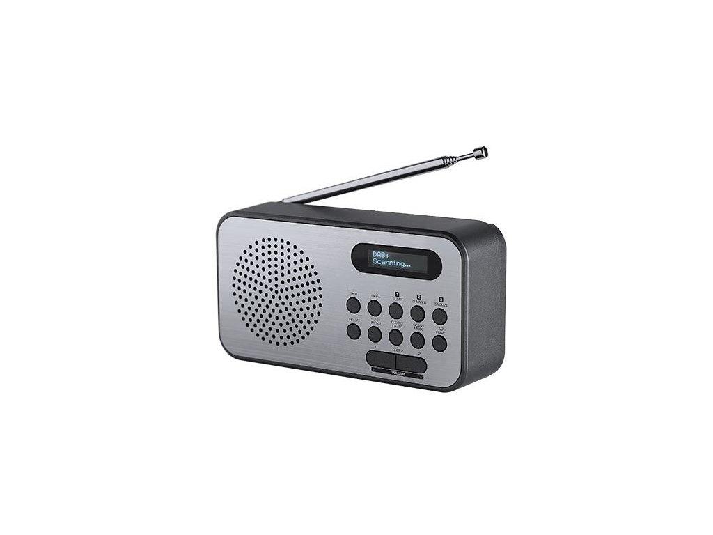 Thomson RT225DAB  Přenosné FM / DAB+ rádio