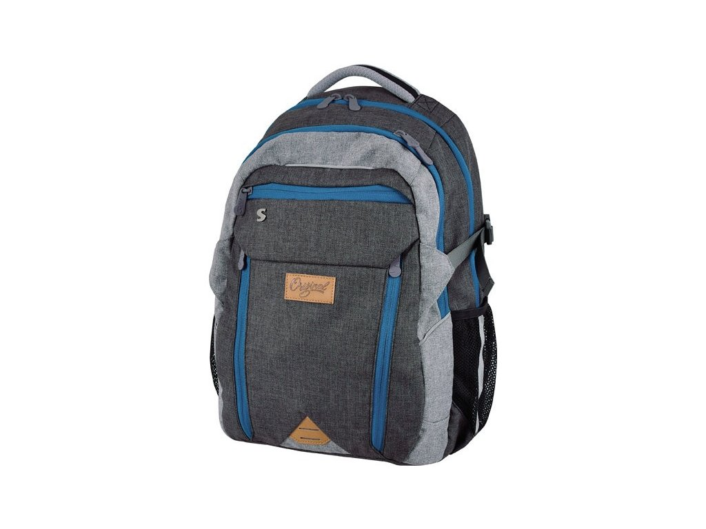 Batoh studentský Original blue