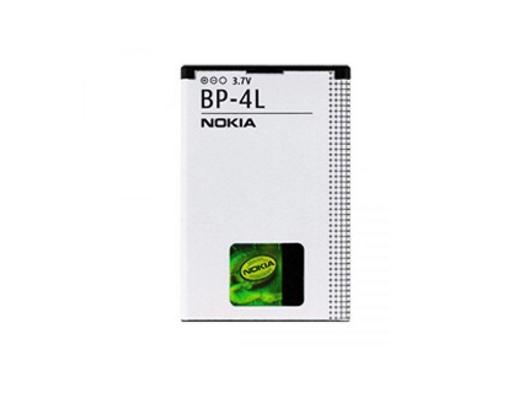 Baterie NOKIA BP-4L E61i, Li-ION 1500mAh, bulk, originální