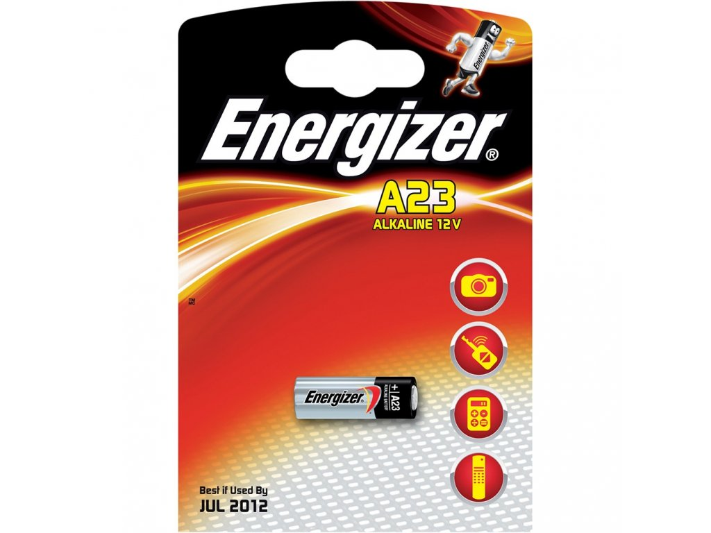 ENERGIZER A23/V23GA 1BP Alk