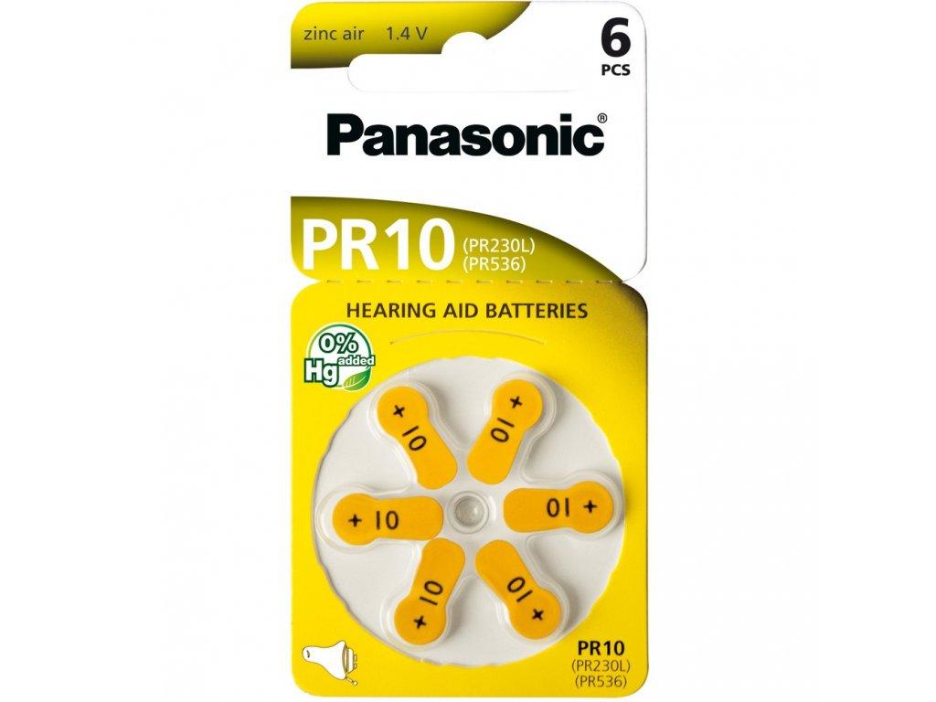 PANASONIC AZ10/V10/PR230 6BL Zn