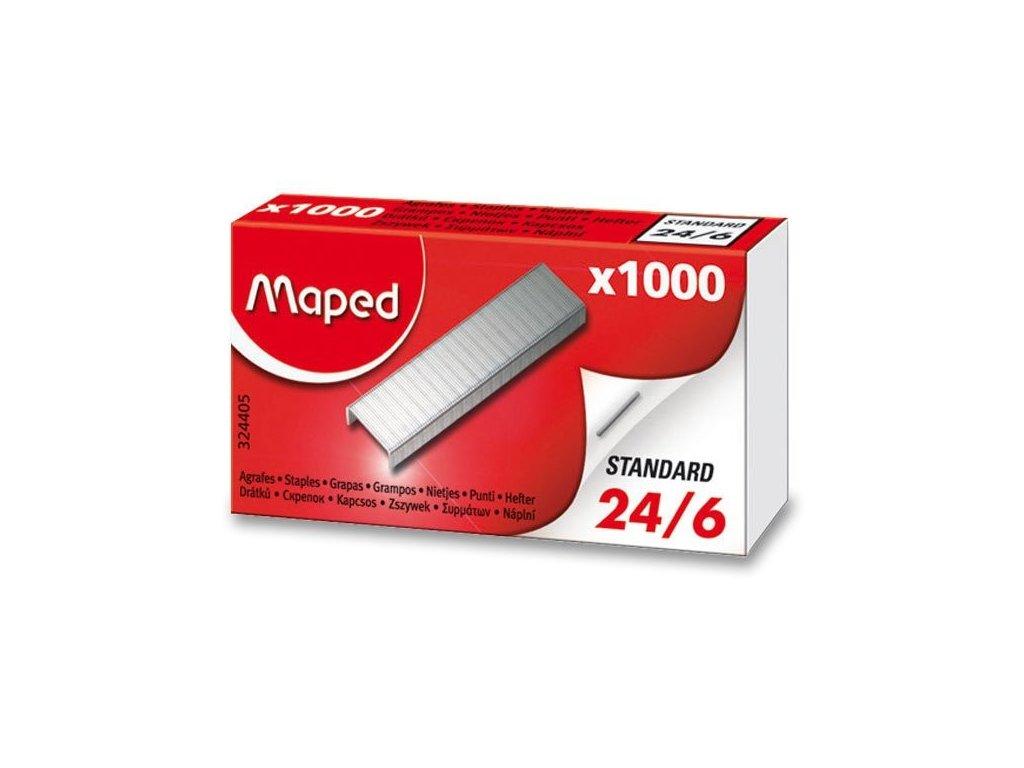 Drátky Maped 24/6 1000